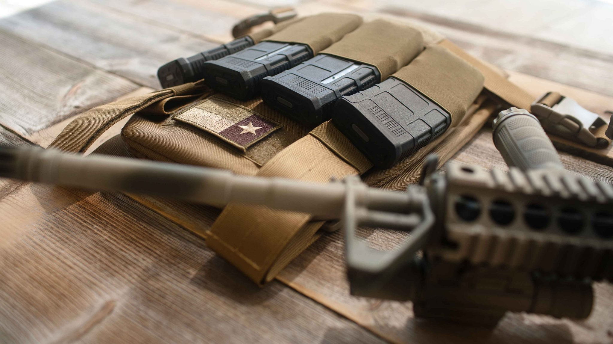 Rifle Body Armor Package