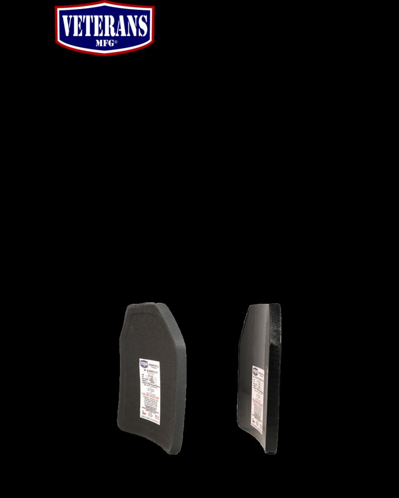 ARAK Armor Plates - 12x10 - Veterans Manufacturing