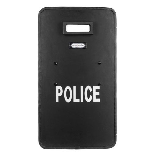 Veterans Manufacturing Level IIIA+ Rapid Response Shield Police w/Light